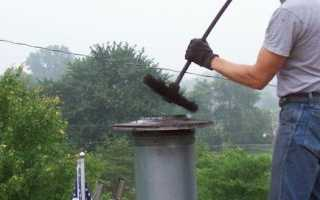 Рш для чистки дымохода: как изготовить своими руками