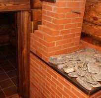 Кирпичные печи для бани — проект и схема банной печи своими руками