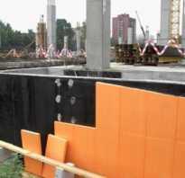 Чем и как можно приклеить пеноплекс к бетону