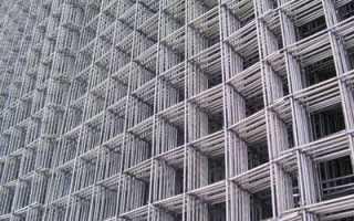 Усиление кирпичной стены с помощью кладочной сетки