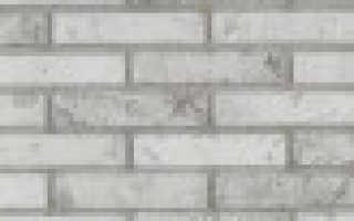 Панель ПВХ Кирпич светлый, 970x498x3 мм, м2