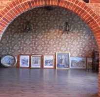 Кирпичная арка