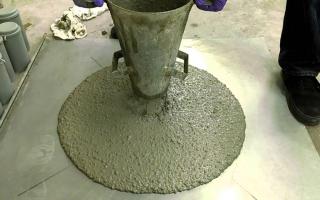 Народные добавки для бетона