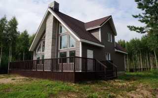 Какие бывают фасадные панели для наружной отделки дома
