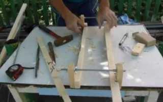 Как сделать приспособление для кладки кирпича своими руками