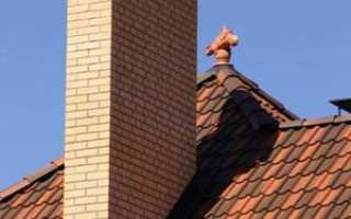 Секреты строительства дымохода из кирпича своими руками