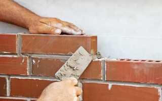 Декоративный кирпич из гипсокартона — делаем стену стильной своими руками