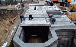 Как правильно уложить плиты перекрытия на фундамент