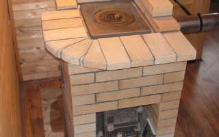 Как сложить мини печь из кирпича своими руками – пошаговое руководство
