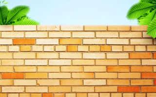 Толщина стен из кирпича при строительстве дома