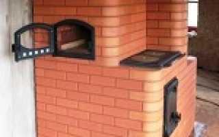 Кирпичные печи для дома; простые чертежи с порядовками