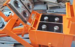 Лего кирпич оборудование и производство