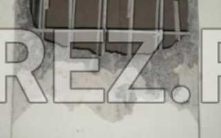Как вырезать проем в бетонной стене