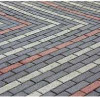 Технология укладки брусчатки на бетонное основание