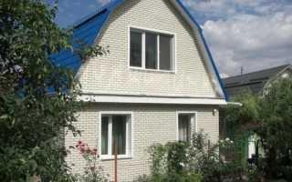 Фасадный сайдинг под кирпич: примеры домов на фото