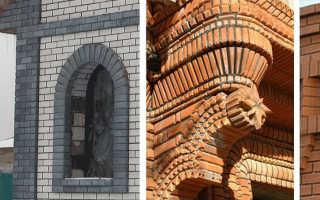 Рельефные фасады