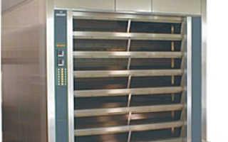 Печь этажная газовая (Variant)