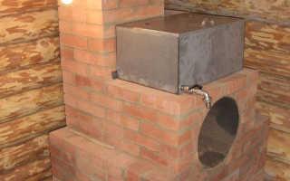 Отопительная печка из кирпича своими руками — как самому сложить печь