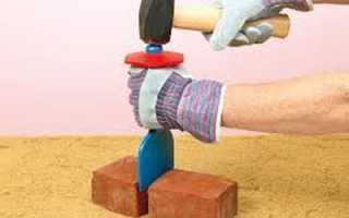 Как и чем резать кирпич: обзор инструмента