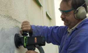 Как правильно снять штукатурку с кирпичной стены