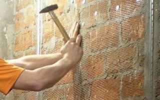 Чем лучше штукатурить стены из кирпича