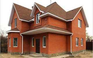 Какой фундамент лучше применять для дома из кирпича