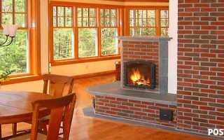 Кирпичная печь для дома своими руками: пошаговая инструкция