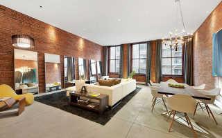 100 интерьеров гостиной с кирпичной стеной, которые вдохновят вас на творчество