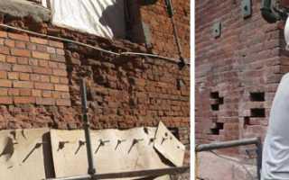 Как проводится и сколько стоит реставрация кладки из кирпича