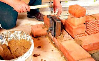 Печи из кирпича для дачи: выбор вида и строительство