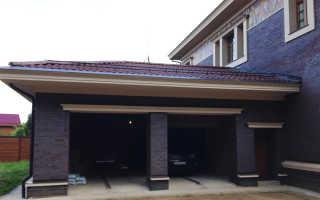 Из чего лучше построить гараж? Выбираем материалы для строительства