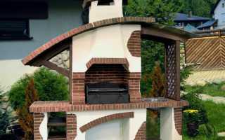 Мангал из кирпича: лучшие проекты, особенности ремонта и идеи постройки мангала (95 фото)