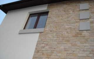 Как правильно штукатурить фасад дома