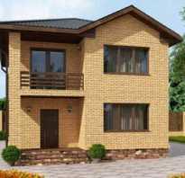 Как облицевать кирпичом деревянный дом