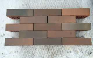 Керамический красный кирпич: полнотелые и пустотелые изделия