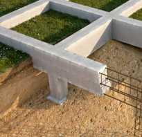 Какой должна быть глубина фундамента для двухэтажного дома из пеноблоков