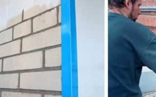 Как покрасить кирпичную кладку на улице и внутри дома