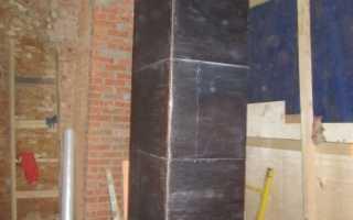 Усиление кирпичных стен
