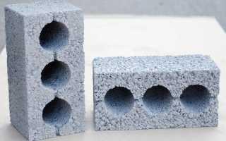 Крыльцо из блоков – как сделать