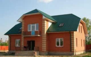 Фото домов из кирпича